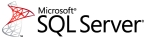 Microsoft SQL Server database logo